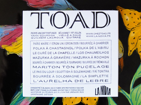 cd Toad